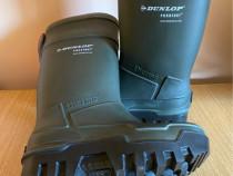 Cizme Dunlop Purofort Thermo + siguranță completă.