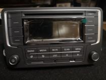 Radio Original OEM USB SD AUX RCN210 Golf Eos Jetta Touran