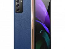 Husa Samsung Galaxy Z Fold2 5G Husa PU+PC U01230397 Fold 2