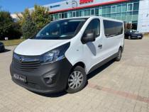 Opel vivaro 8+1 locuri , 1.6 diesel , 120 cp , 2019