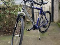 Bicicleta aluminiu cu roti 28/schimb