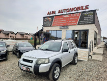 Land rover freelander 2005, posibilitate rate