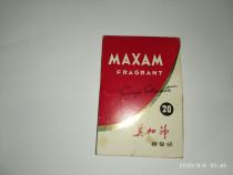 Maxam foite de sapun 2 buc perioada comunista anii 80