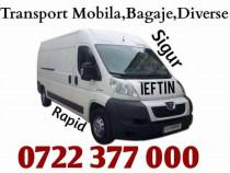 Transport Mobila,Bagaje