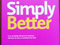 Carte Simply Better, de P Barwise