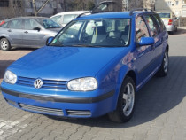Vw golf 4, 2001, 1.6 benzina, recent adusa