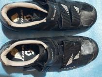 Pantofi mtb scot elite nr 39-40 nota 9/10 + placute