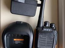 HYT TC-610. Stație Radio Emisie Recepție Portabilă.