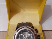 Invicta Reserve Bolt Zeus Swiss Made Chronograph Watch Gray