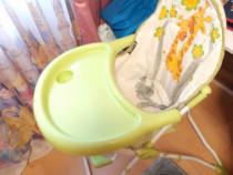 Scaun cu masă de mancat