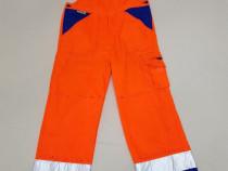 Salopeta, pantaloni cu bretele reglabile Kubler, nr. 46