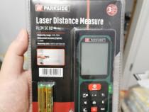 Telemetru laser 50m PARKSIDE sigilat