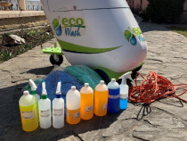 Afacere la cheie:  spalatorie auto mobila + consumabile