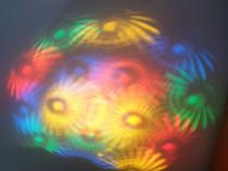 Lampa duba Arena disco jocuri de lumini color