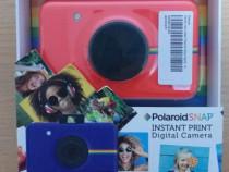 Aparat foto instant Polaroid Snap Digital, Rosu Nou, Selfie