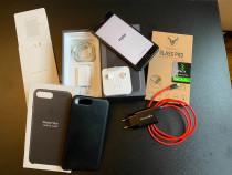 Iphone 8 plus, space gray, 64gb, full box + cadouri