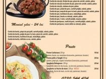 Catering/ Meniul zilei - pomeni