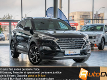 TUCSON 1.6 T-GDI 177CP 4WD 7DCT LUXURY