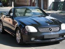 Mercedes Slk 200 Kompressor Cabrio