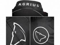 Geaca moto dama Agrius Gemini negru geaca moto pentru femei