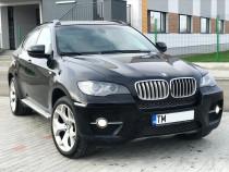 BMW X6 // 2011 // 4.0D TwinTurbo 306 cp // EURO 5 //