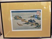 Stampe japoneze perioada 1800-1900