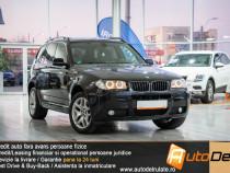 BMW X3 2.0d Automat ///M Pachet
