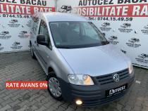 Volkswagen Vw Caddy 2009-Benzina-Posibilitate RATE-