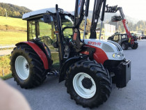 Tractor Steyr 4095 compact cu frontloader