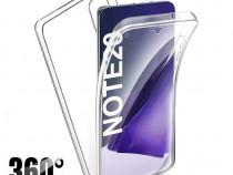 Samsung NOTE 20 / 20 ULTRA Husa 360 Fata Si Spate Plastic