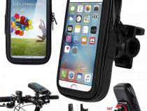 Suport Universal Telefon Reglabil 360 Pentru Bicicleta
