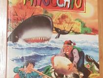 Pinocchio de Carlo Collodi. Ilustratii Eugen Taru