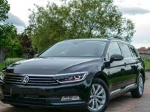VW Passat b8 an 2015, 150cp, dsg, full led display tft