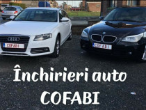 Inchirieri auto COFABI Reghin-Mures
