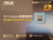 Wi-fi adaptor asus usb-ac53 sigilat