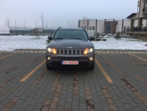Jeep compass -4x4-extra full-impecabil