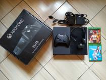 Xbox One Elite, casca Elite, HDD 1TB Hybrid,peste 380 jocuri