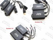 Anulatori eroare, canbus becuri LED H1, H4, H7
