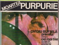 Ovidiu Bufnila - Moartea purpurie SF / Science Fiction