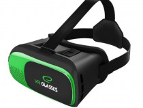 Ochelari VR 3D,smartphone 3.5-6.5inch,lentile asferice ,noi