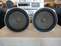 Set Difuzoare Bass Heco. 6 ohms,50/80 watts, 25 cm.