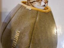 Accesoriu pentru pisici Cat Cave Linen