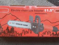 Adaptor pentru flex (lama tip drujba)