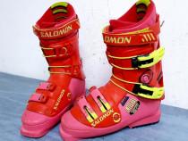 Clapari ski Salomon Equipe Racing 9.0, Nr. 25, 5 - (EU 40)