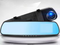 Oglinda retrovizoare cu camera video DVR, full HD