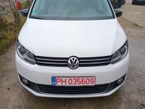 Volkswagen Touran Match 2012 1.6 Diesel Automat DSG