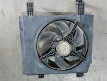 Ventilator aer radiator smart fortwo 2000 2004