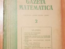 Gazeta matematica - Nr. 2 din 1979