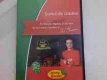 DVD 10 Retete rapide si usoare bucatar Vlad Muresan - Nou