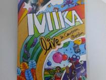 DVD muzica concert Mika Live in Cartoon Motion 150 min - Nou